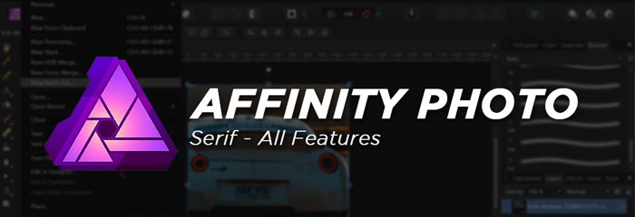 Serif Affinity Photo Full Features Software