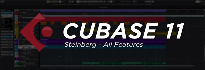 Steinberg Cubase 11 Full Software Features