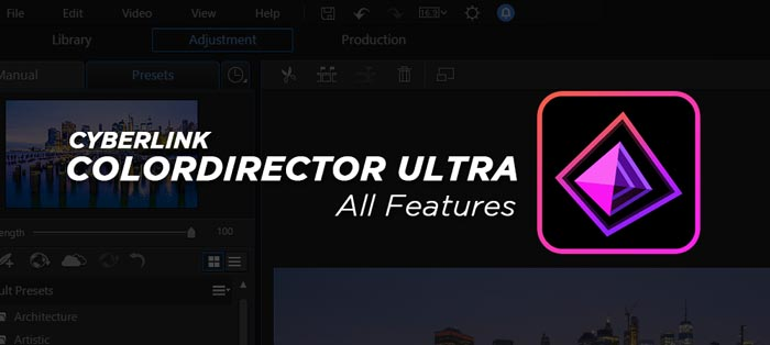 Colodirector Ultra Full Features Software