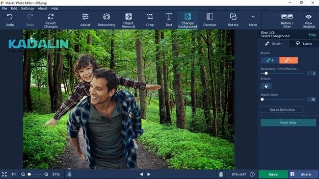 Download Movavi Photo Editor Full For Windows Mac