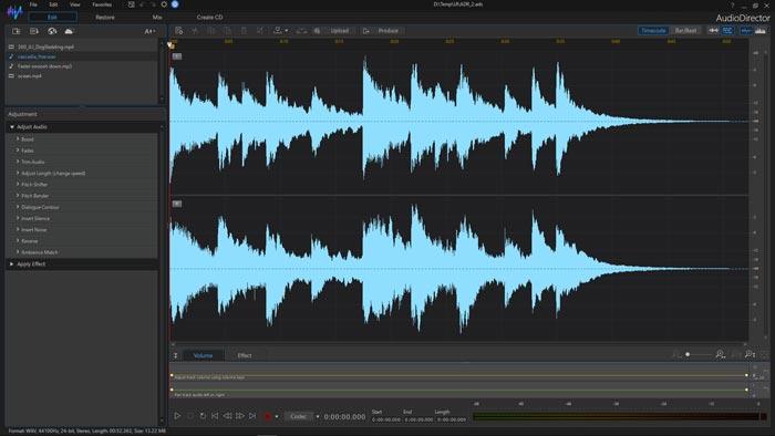 Free Download AudioDirector Full Crack