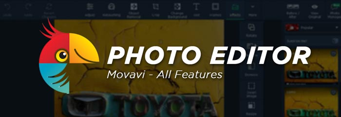 Movavi Photo Editor Full Features Software
