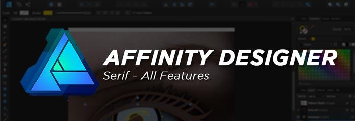Serif Affinity Designer Full Features Software